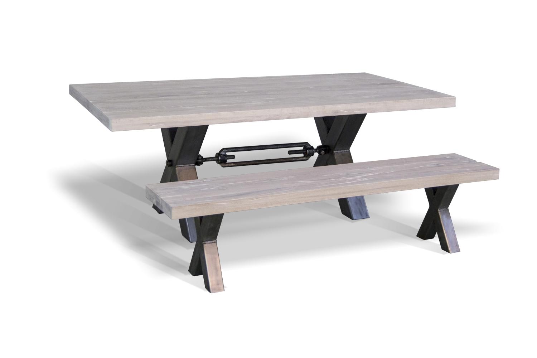 Xerxes table wild oak tables ecomatrix for Table 220x100